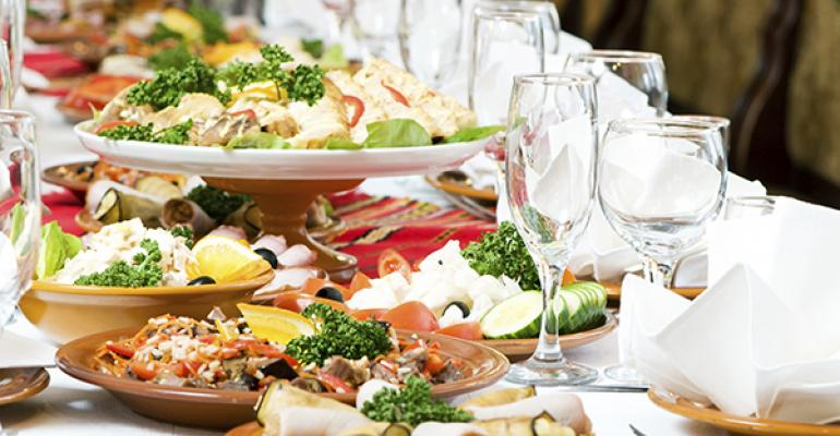 How to start catering in time for the holidays