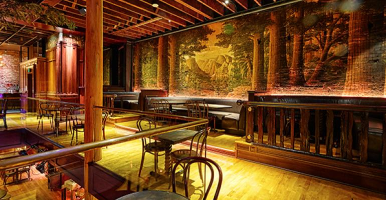 Facelift complete at L.A. landmark Clifton's Cafeteria