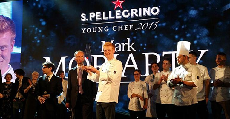SPellegrino young chefs