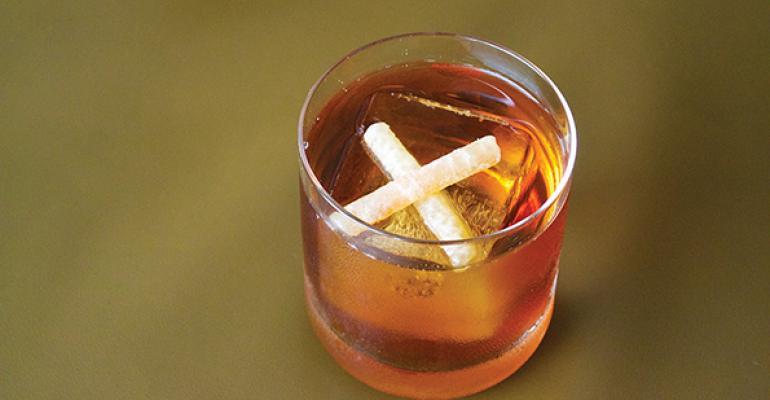 Fiori dArancio cocktail