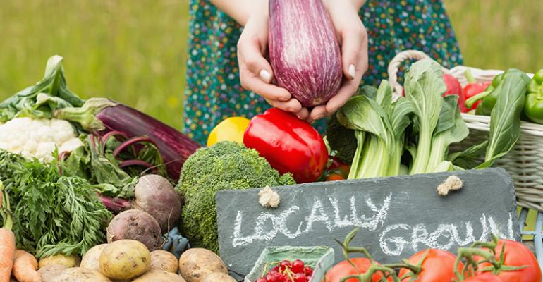 Consumers consider distance top indicator of 'local' food