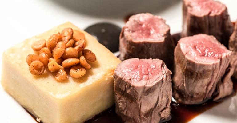Lamb with Chickpeas