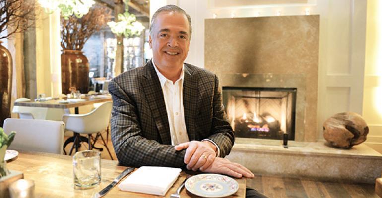 Cameron Mitchell restaurateur