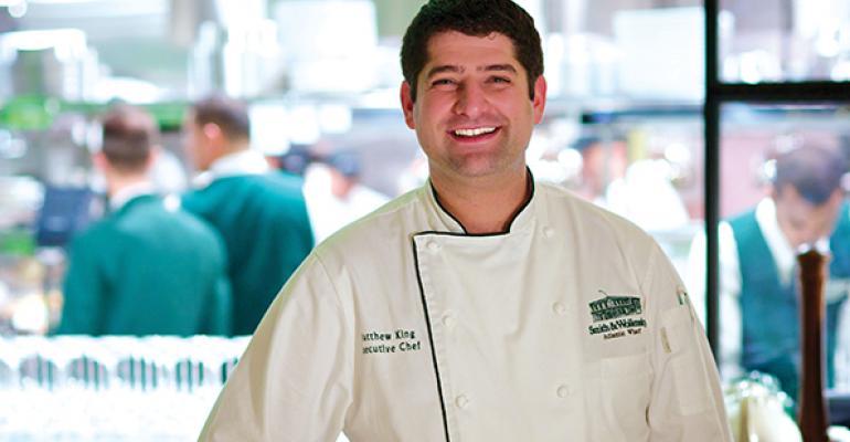 chef Matthew King