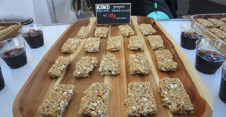 Kind bars can be called healthy as long as they don39t make specific nutritional claims