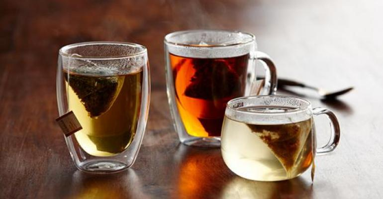 Tea is a highmargin product that can also boost flavor in many foods