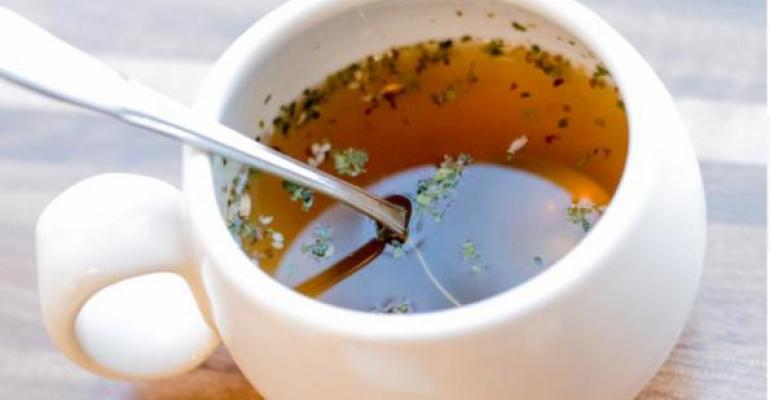 Bone broth from Broth Bar