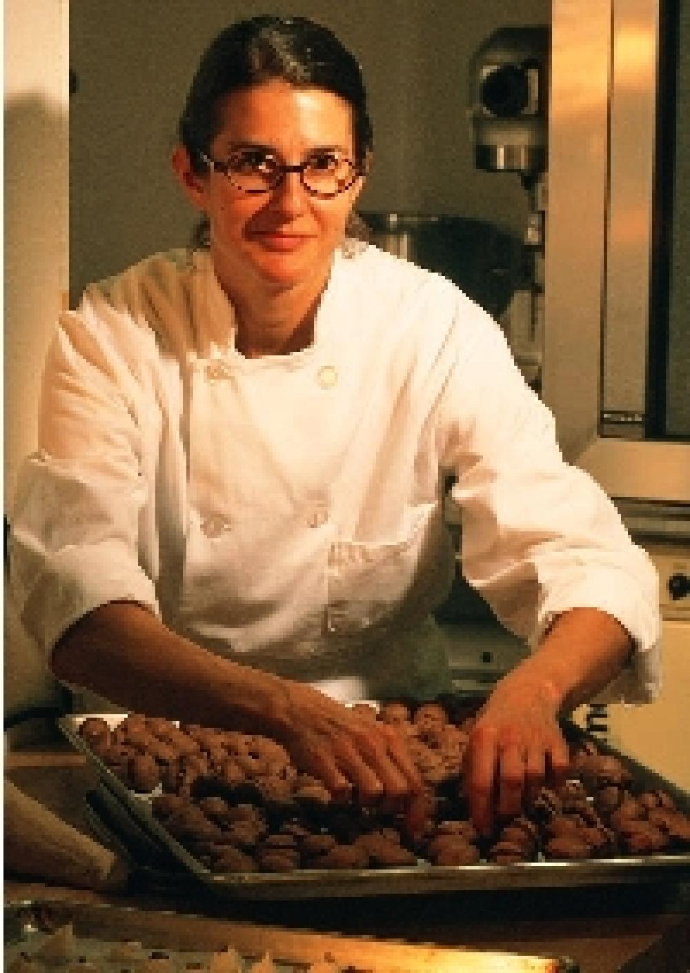 Kerstin Kleber, Pastry Chef, McCradys, Charleston, S.C.