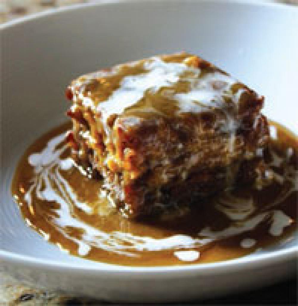 Stylish & Tempting: Desserts