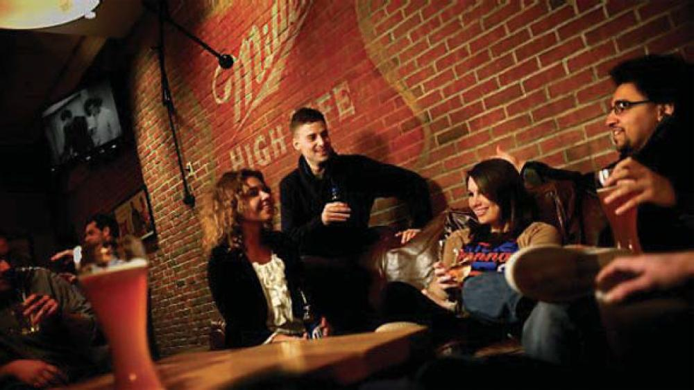 Miller Time Pub amp Grill takes aim at budgetminded beer drinkers who also like good food