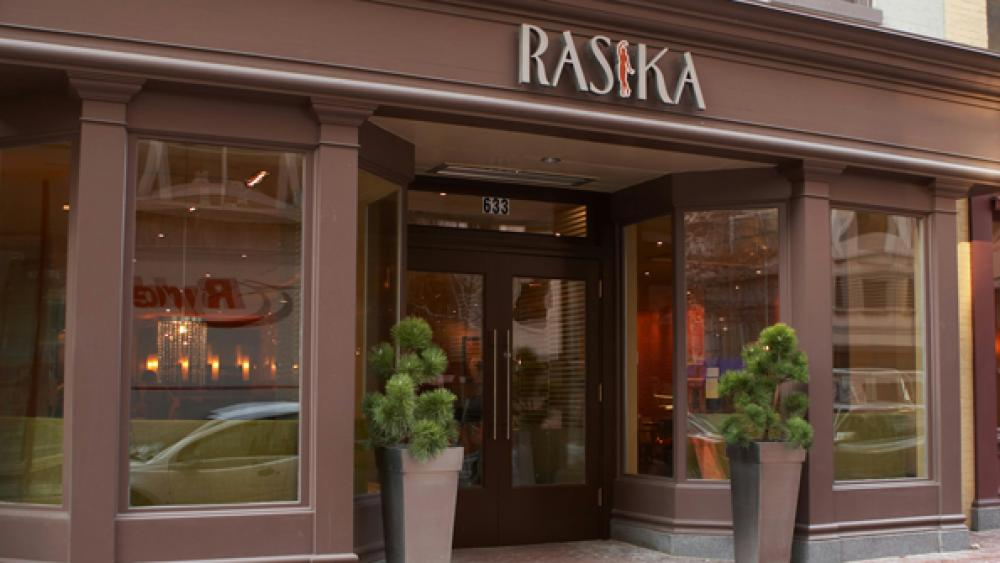 Rasika serves modern Indian fare