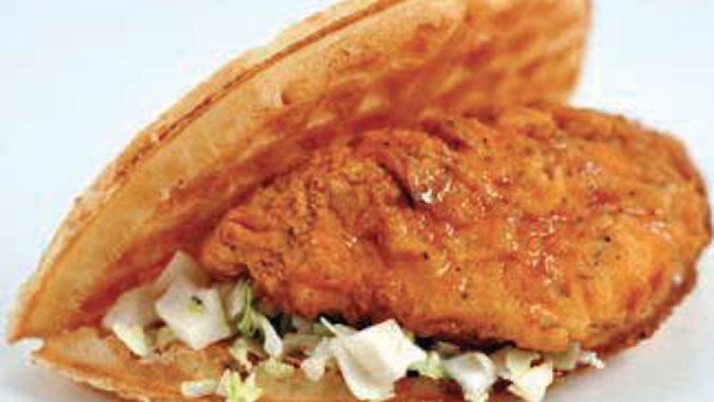 2014 Best Sandwiches in America: Wraps