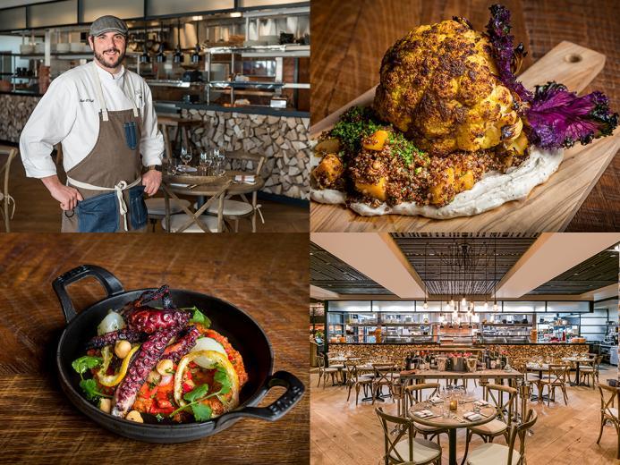 A look at Aspen Kitchen, new David Burke restaurant | Restaurant ...