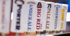 Eighty percent of Ram Restaurants and Breweries39 beer sales are of their inhouse brews